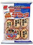 三幸 ミニサラダ九州醤油味 22枚×8袋