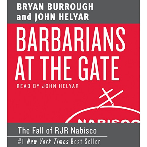 Barbarians at the Gate cover art