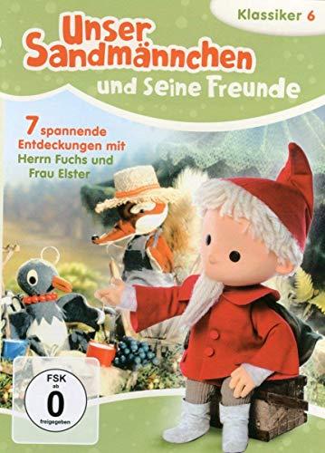Unser Sandmännchen und seine Freunde - Klassiker 6