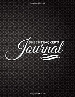 Sheep Tracker's Journal: Lambing Planning Farming Essentials Spreadsheet record book log for Breeding Lamb, Birth, Health ...