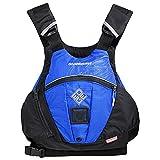 Stohlquist Edge Adult PFD Life Jacket - Royal Blue, Large/X-Large -...