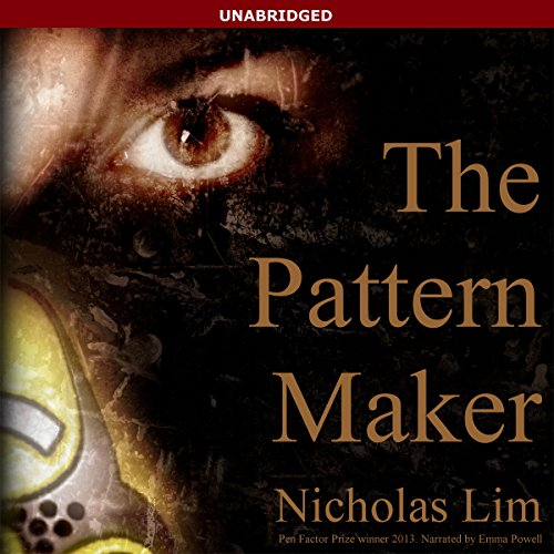The Pattern Maker audiobook cover art