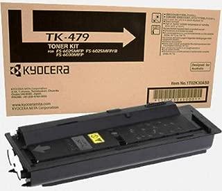 Kyocera 1T02K30CS0 Model TK-479 Black Toner, Compatible with FS-6030MFP, FS-6025MFP, FS-6525MFP, FS-6030MFP, FS-6530MFP and Copystar CS-255, CS-305, CS-6525, CS-6530 Laser Printers