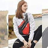 Zoom IMG-1 fandare leggero zaino monospalla sling