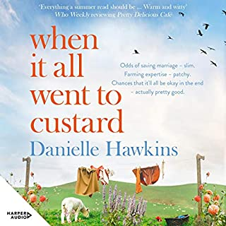 When It All Went to Custard audiobook cover art