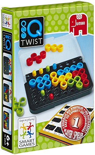 IQ Twist - Juego de lógica (instrucciones en inglés) , color/modelo surtido