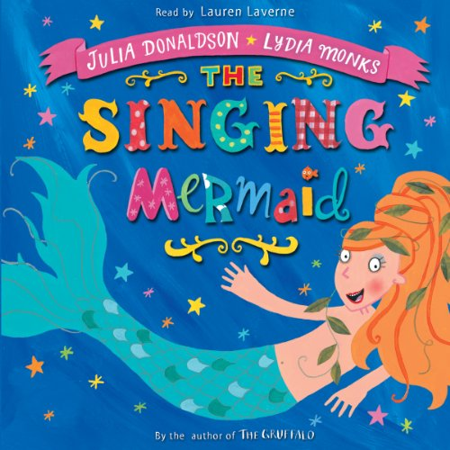 The Singing Mermaid audiobook cover art