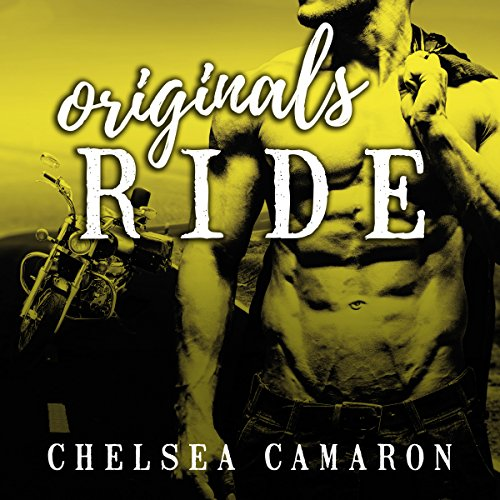 Originals Ride audiobook cover art