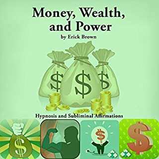 Money, Wealth, and Power audiobook cover art