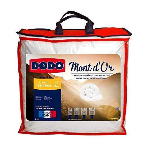 Dodo Couette tempérée Mont D?Or - 140 x 200 cm