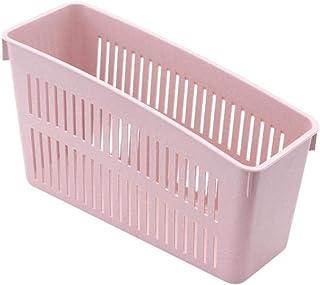Warmwin Panier à 4 Trous Réfrigérateur Boîte de Rangement Tiroir escamotable Porte-Bouteille de Stockage de légumes Egoutt...