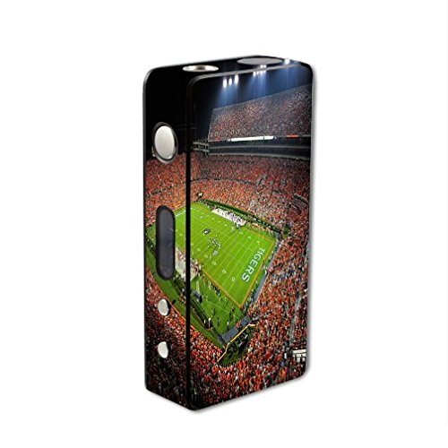 Pioneer4you iPV 2X 60W Vape E-Cig Mod Box Vinyl DECAL STICKER Skin Wrap / College Football Stadiums