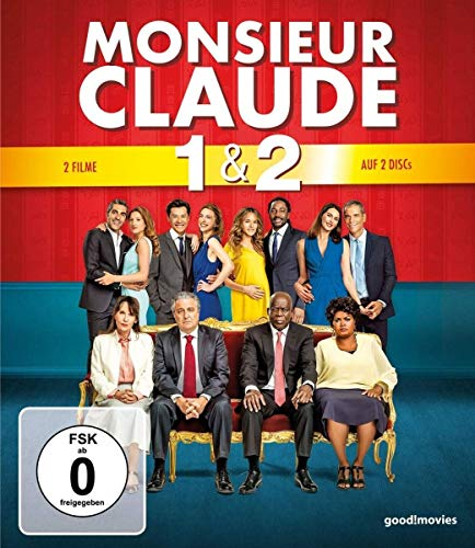 Monsieur Claude 1&2 [Blu-ray]