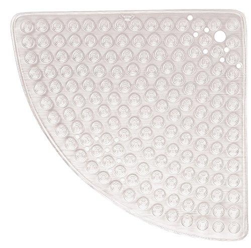 Gedy 9758580010 Alfombra antideslizante, Transparente, 60x60