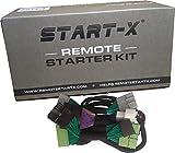 Start-X Remote Starter Plug N Play Fits Nissan Altima 2013-2018 || Maxima 2016-2018 || Murano 2015-2019 || Pathfinder 2013 – 2018 || 3X Lock to Remote Start