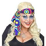 WIDMANN 09281cinta de los años setenta, mujer, multicolor