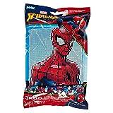 Perler Spiderman Marvel Pattern and Fuse Bead Kit, x 11'', 3503pc