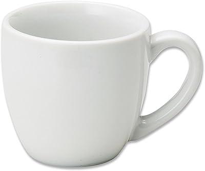 宗峰窯 マグカップ 白ホーダン 大 φ9×8.5cm(300cc) 760-09-643