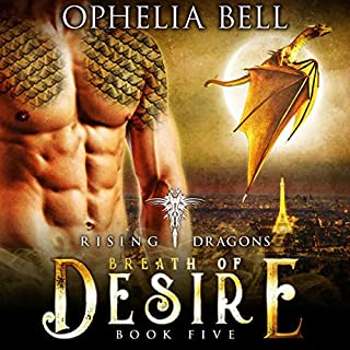 Breath of Desire audiobook cover art