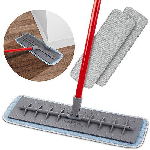 Tyroler Bright Tools Mopa de Microfibra para Usar Seca y Hú