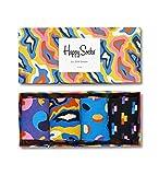 Caja de regalo Happy Socks Stripe multicolor 42920