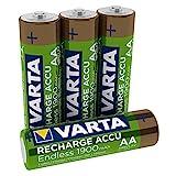 Varta Household Battery & Charger Sets