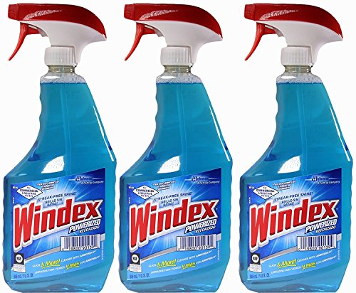 Windex Powerized Glass Cleaner with...