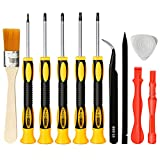 E.Durable Screwdriver Kit for Playstation PS3, Complete Repair Cleaning Tool Kit for All Sony PlayStation...