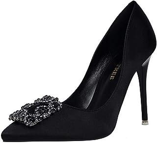BalaMasa Womens APL12201 Pu Heeled Sandals