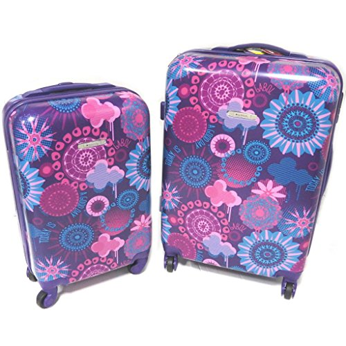 Set 2 maletas trolley abs