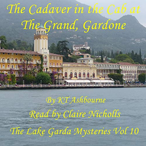 The Cadaver in the Cab at The Grand, Gardone cover art