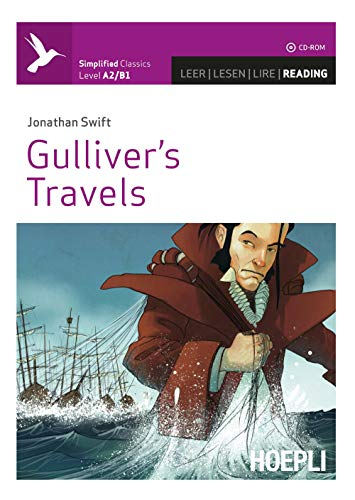 Gulliver's travels. Con ebook. Con espansione online [Lingua inglese]