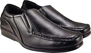 ACTION Synergy Men's Comfort Formal Shoes Black QUICK19