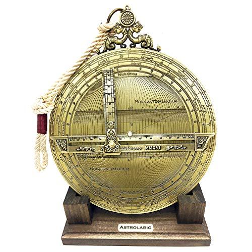 Astrolabio Antiguo Universal de Rojas