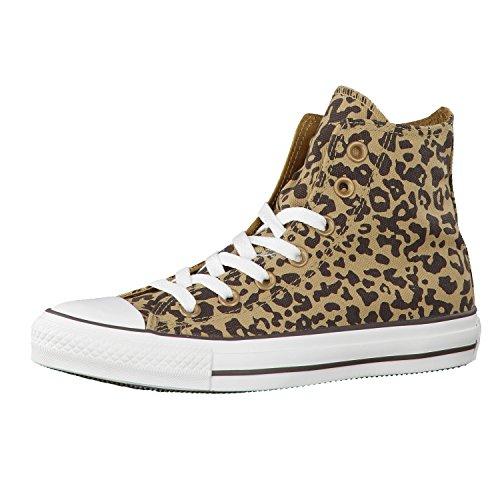 Converse All Star Hi Damen Sneaker Hellbraun