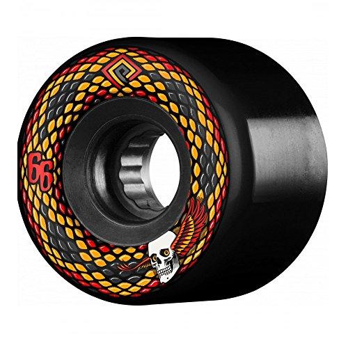 Powell Peralta Snakes Spel-4 skateboard-wielen, uniseks