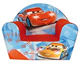 Fun House / Jemini - 712294 - Cars Fauteuil Club Ice Racing en Mousse pour Enfant