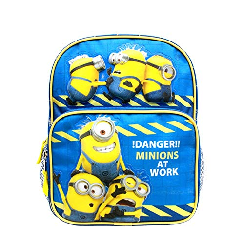 New Despicable Me Minions Mini Backpack -Kb