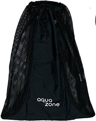 Mochila de malla de equipo deportivo con cordón para natación playa de buceo de viaje Gimnasio pelota