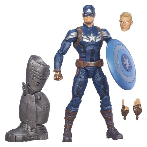 Captain America Marvel Legends Captain America Figure 6 Inches
