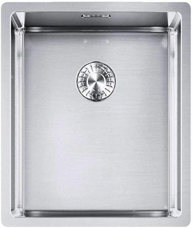 Franke Box BXX 110-34 Edelstahl glatt Spülbecken Unterbauspüle Spültisch Küche