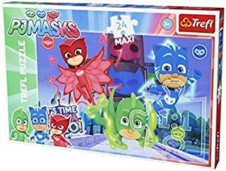 PJ Masks WPU-14262-01-010-01 Puzzle Accessories Unisex 3 Years & Above,Multi color