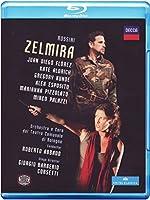 Rossini: Zelmira [Blu-ray] [Import]