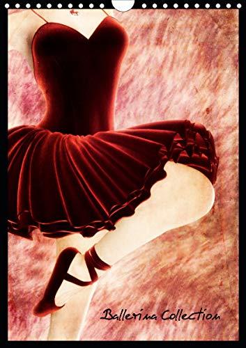 Ballerina Collection (Wandkalender 2021 DIN A4 hoch)