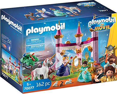PLAYMOBIL: THE MOVIE Marla Palacio Cuento Hadas, Partir
