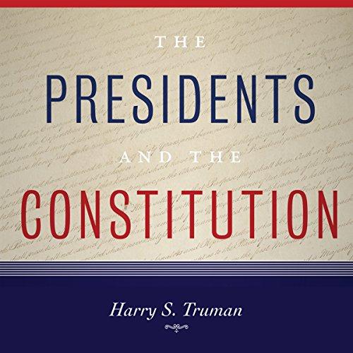 Harry S. Truman cover art