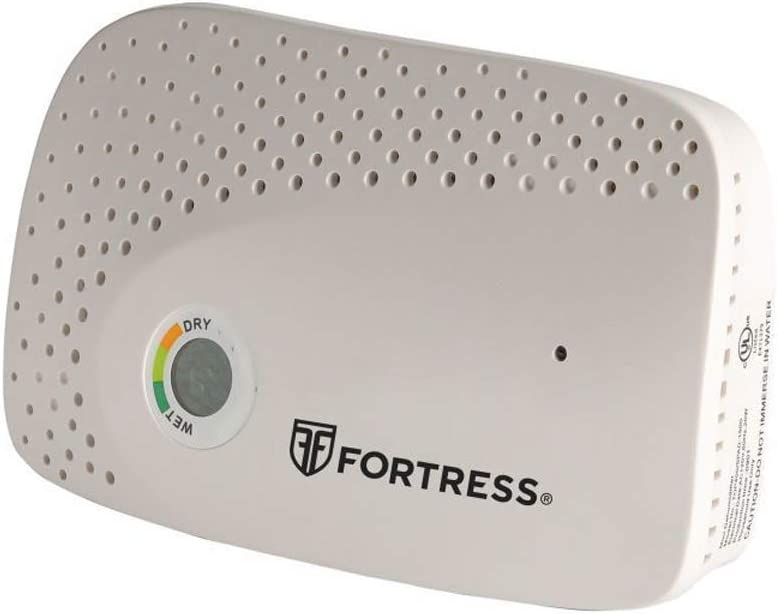 Fortress Cordless Rechargeable White Max 60% OFF Dehumidifier Sale