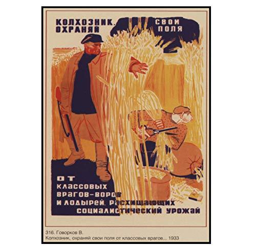 QINGRENJIE Propaganda política leninista de la I Guerra