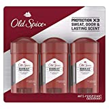 Old Spice Deodorant Swagger Soft Solid, 3 Count