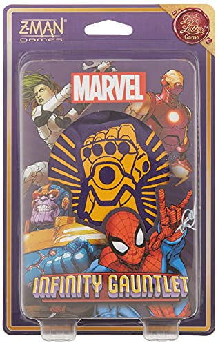 Z-Man Games Infinity Gauntlet: A Love Letter Game (MZ01en)